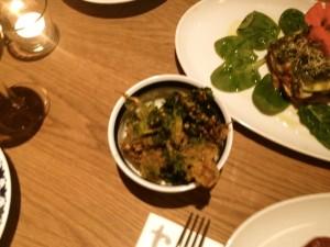 Flax & Kale sin gluten kale