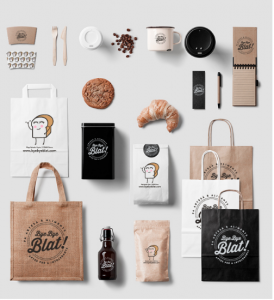diseño tienda sin gluten en Girona