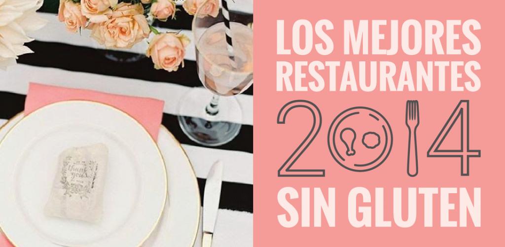 Restaurantes sin gluten 2014