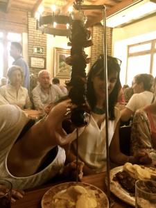 Pincho Jerez sin gluten