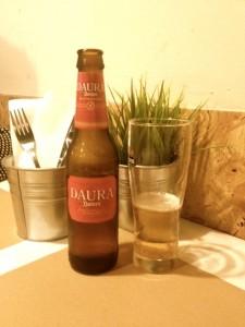 cerveza sin gluten daura