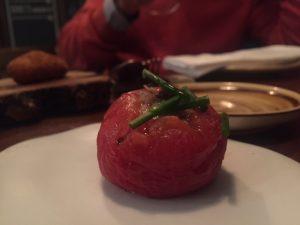tomate confitado sin gluten