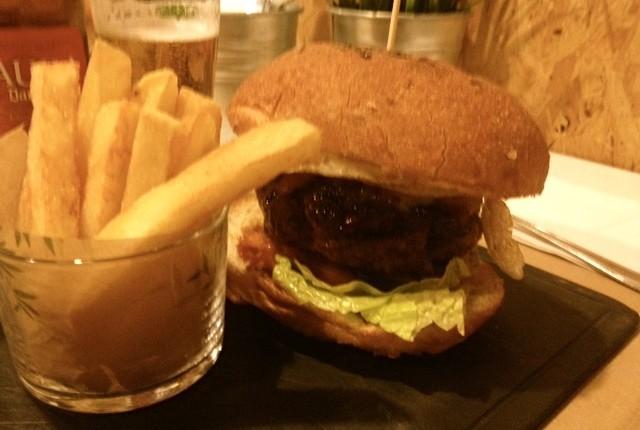 hamburguesas sin gluten
