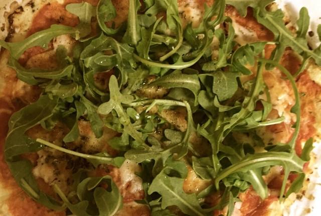 Pizza fit sin gluten